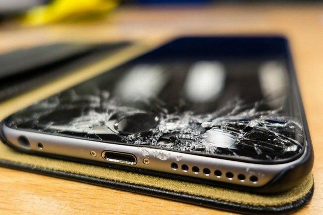 repair screen retak