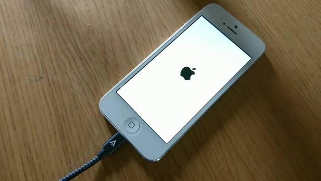 iphone bootloop problem