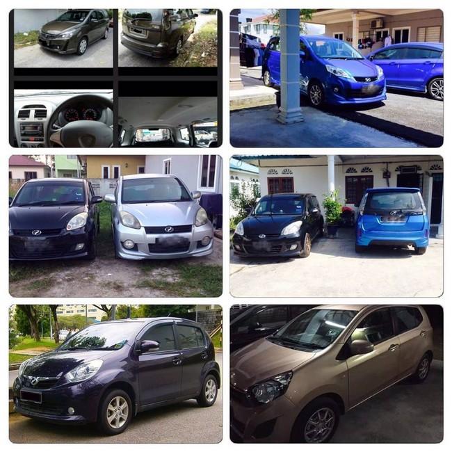 koleksi kereta sewa terbaik di kuala lumpur