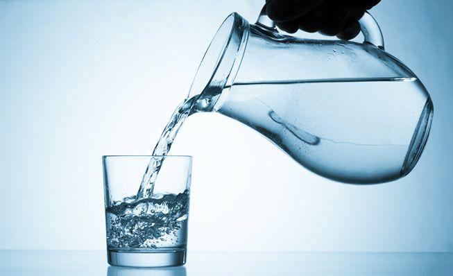 minum air secukupnya
