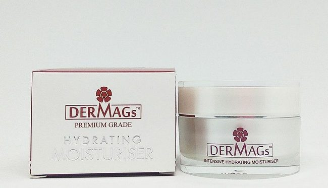 dermags hydrating moisturiser