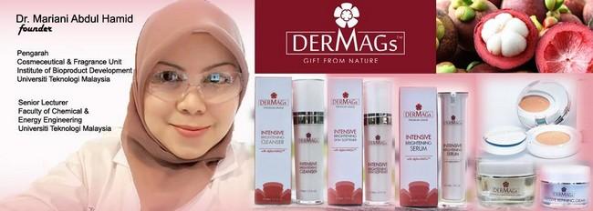 produk penjagaan kulit yang terbukti secara penyelidikan