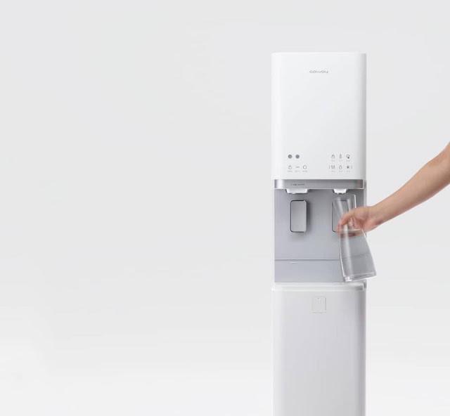 penapis air 4 suhu