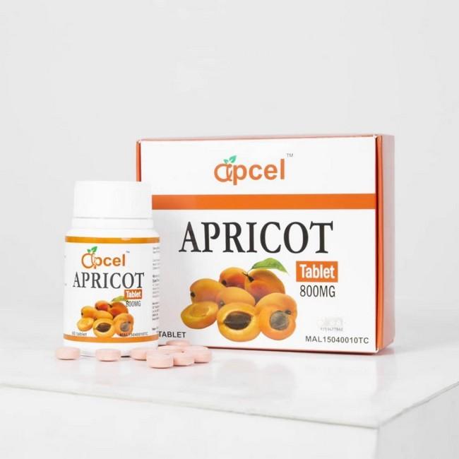 apcel aprikot atasi punca haid tidak teratur