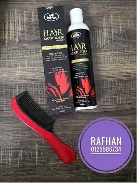 cara berkesan rawat masalah rambut