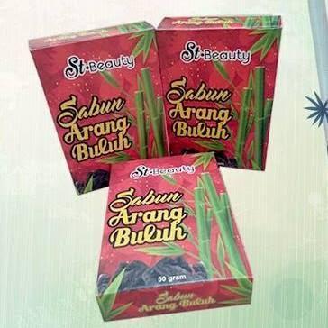 sabun arang buluh mengatasi kulit gatal dan sensitif