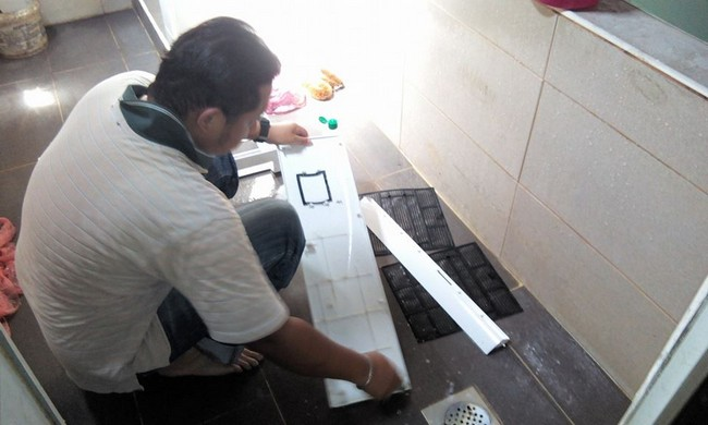 tips servis aircond