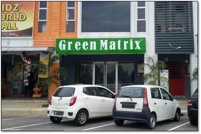 green matrix exclusive car rental