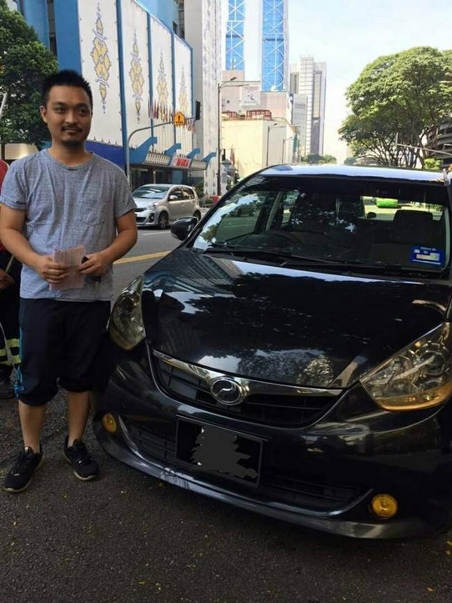 testimoni lia cystal car rental