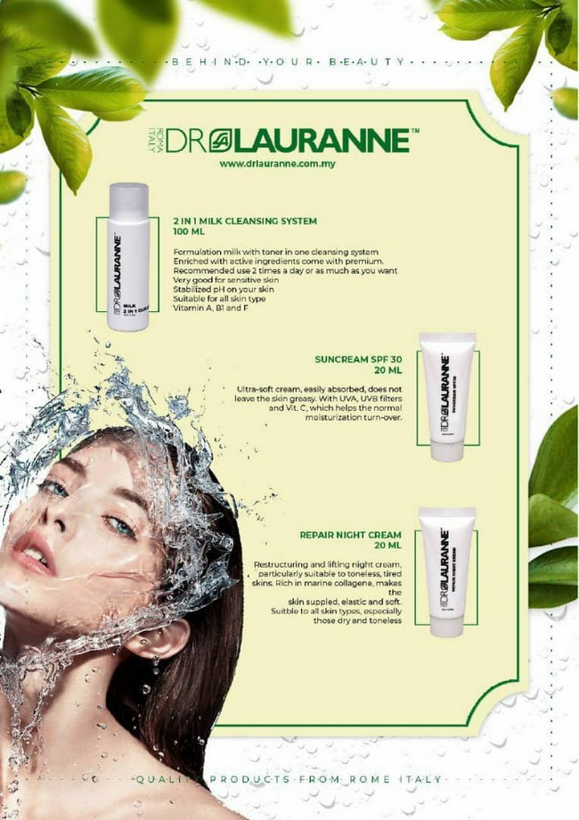 2 in 1 cleansing serum