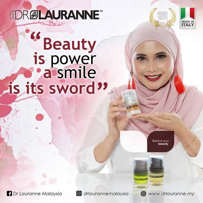 kecantikan wanita dengan dr lauranne