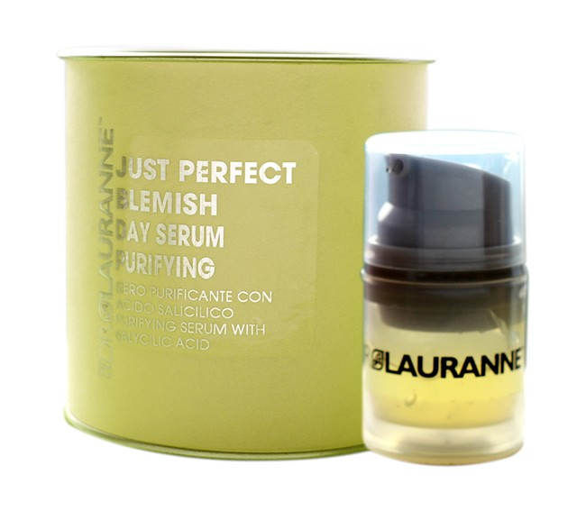 blemish day serum by dr lauranne