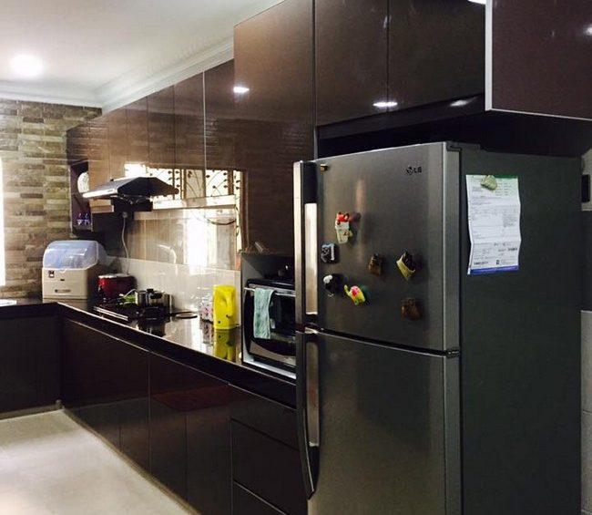 renovate dapur rumah