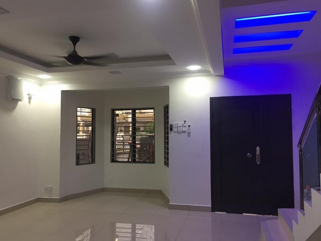hasil renovasi rumah NH Warisan