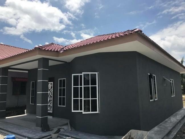 bina rumah siap pantas