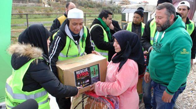 Pertubuhan Sukarelawan Kemanusiaan Dan Kebajikan 2