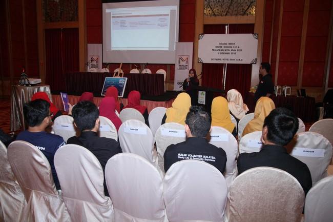 program dan aktiviti yang dianjurkan MVM