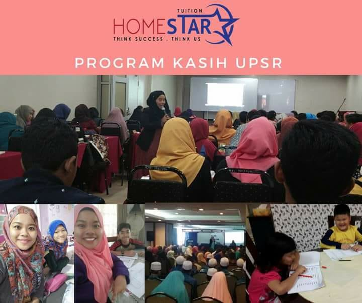 program kasih UPSR