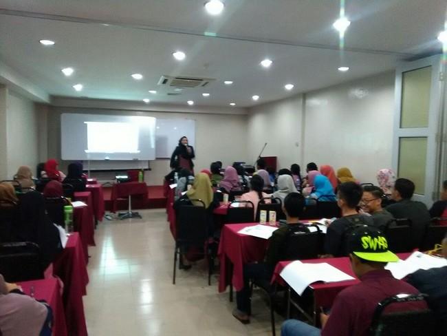 pakej bimbingan dan seminar homestar