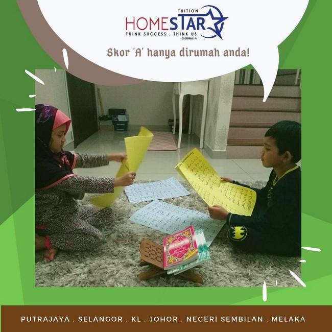 kepentingan guru Home Tuisyen di Rumah Terbaik di Shah Alam