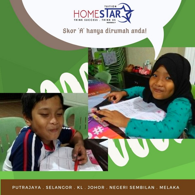 Home Tuisyen di Rumah Terbaik di Shah Alam