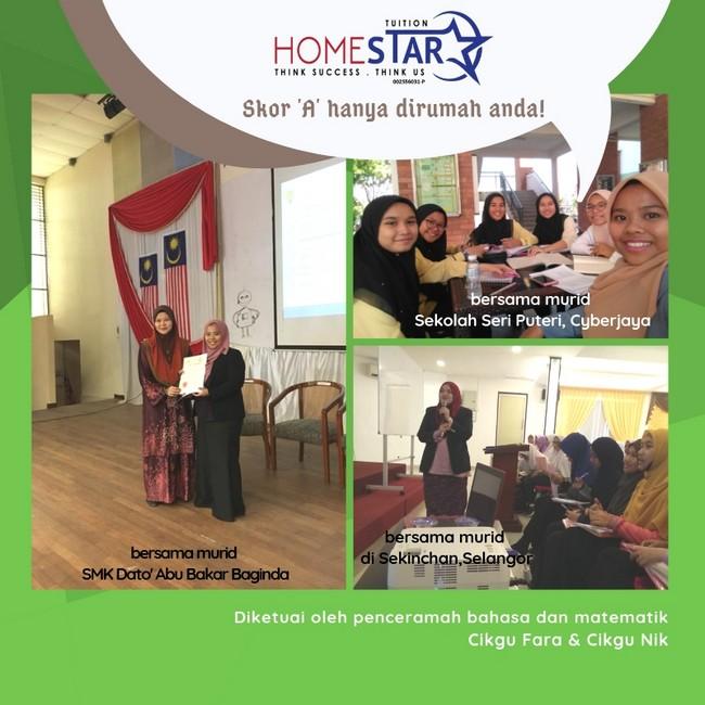pusat Home Tuisyen di Rumah Terbaik di Shah Alam