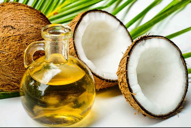 minyak kelapa terbaik lebatkan rambut