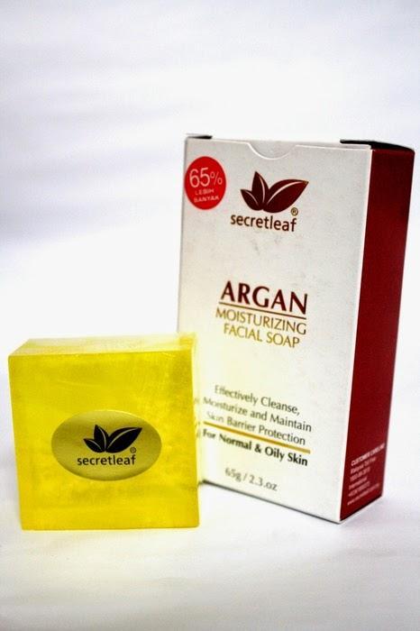 moisturizer facial soap