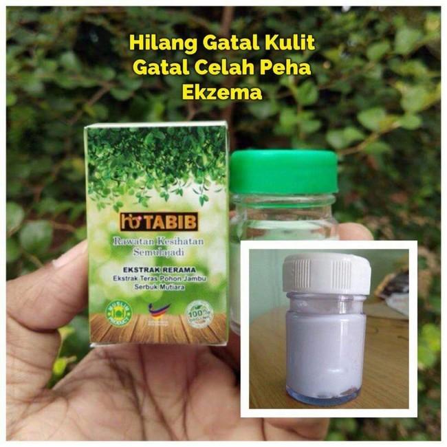 krim tradisional untuk radang kulit