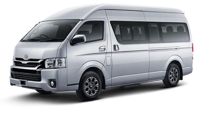 Kereta Sewa Van di Kota Kinabalu Promosi