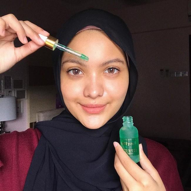 merawat kulit wajah berjerawat