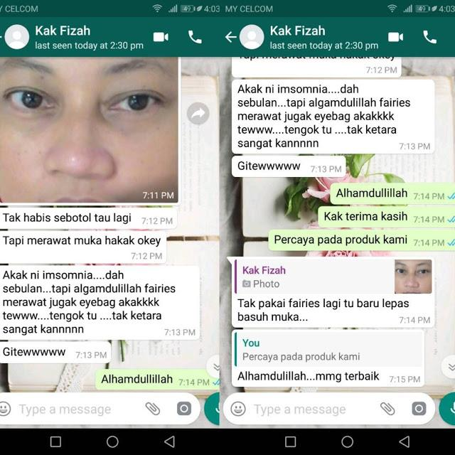 testimoni foundation fairytale