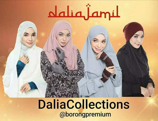 borong pakaian muslimah moden di sini