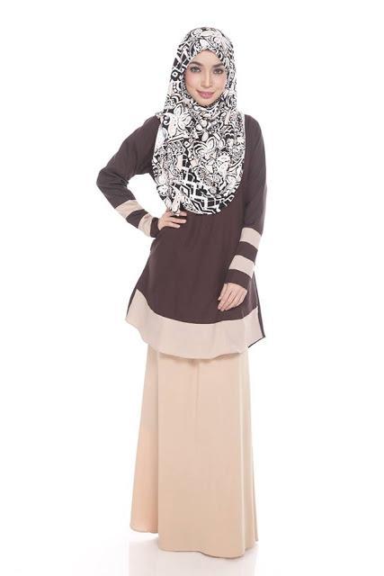 pelbagai koleksi pakaian muslimah moden dan trendy