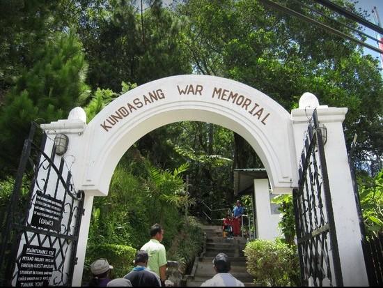 Pakej Kundasang Sabah kundasang war memorial