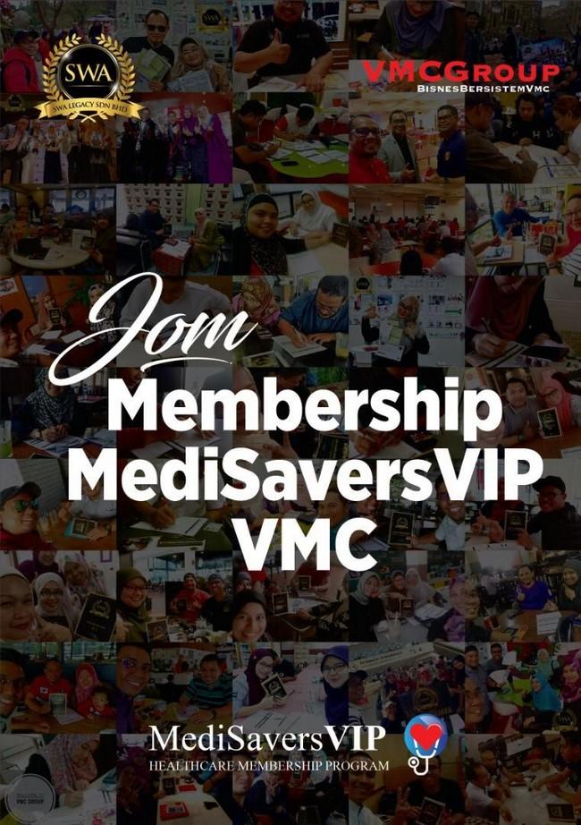 membership saversVIP vmc