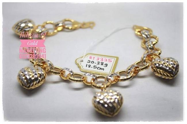 senarai emas 916 murah