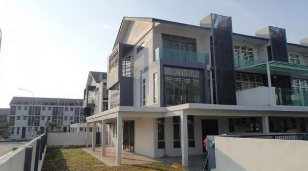 Bangi Avenue New House Promotion For Sale 3 Storey Link For RM630k