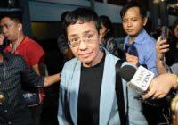 Fitnah Siber – CEO Lamanweb Rappler Ditangkap Polis!
