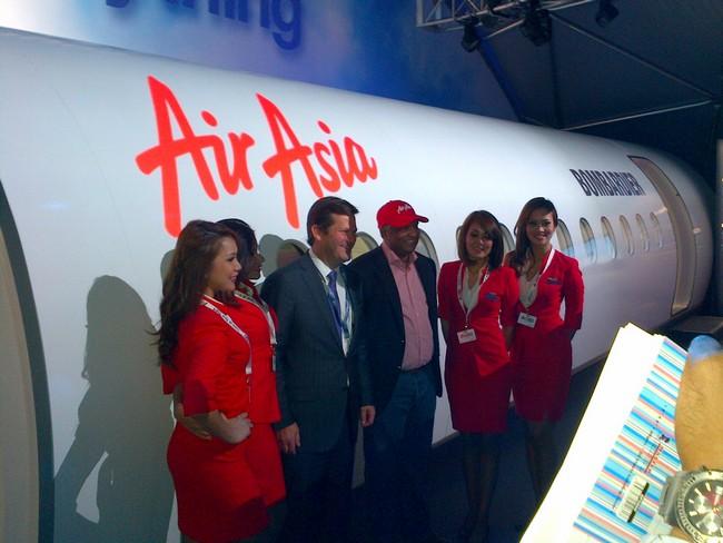airasia memacu penerbangan malaysia