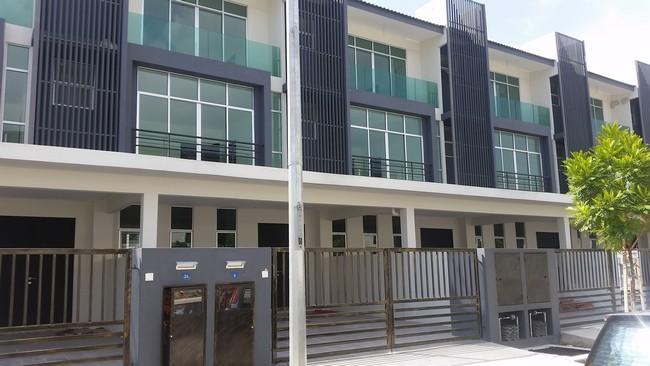 perumahan baru bangi avenue