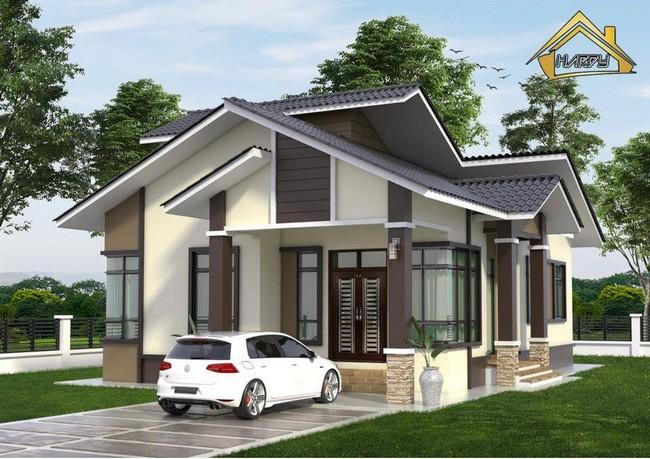 bina rumah banglo di kelantan 7