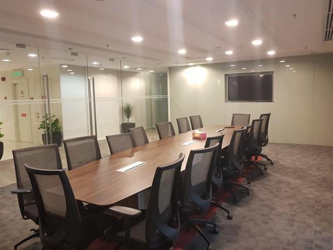 hasil renovate meeting room