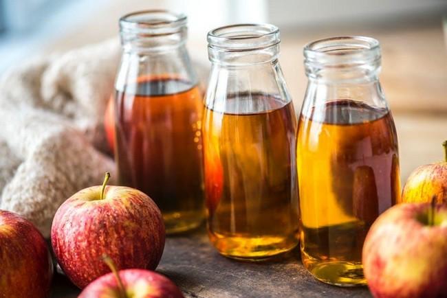 cuka epal rawat masalah muka