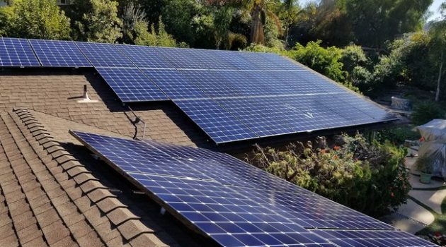 panel solar elektrik