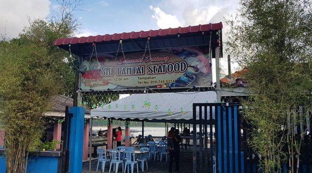 restoran seafood sesuai untuk keluarga di JB 18 3