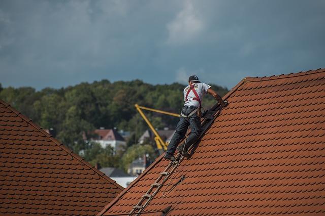 servis baiki atap rumah murah