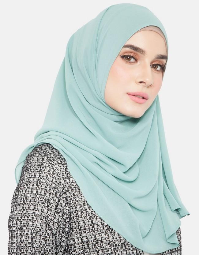shawl dan tudung murah dan cantik 1