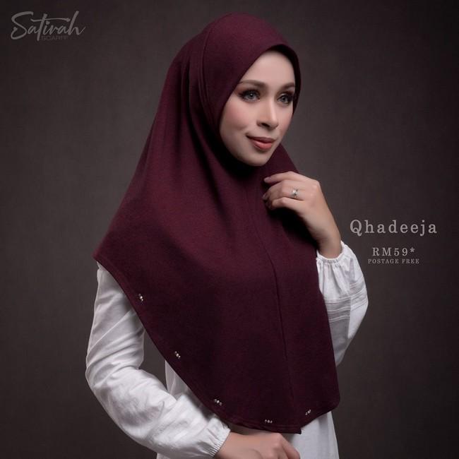 shawl dan tudung murah dan cantik 3