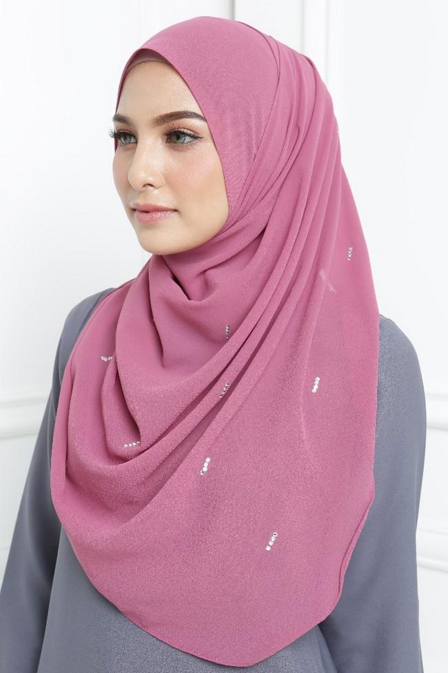 tudung dan shawl murah 2